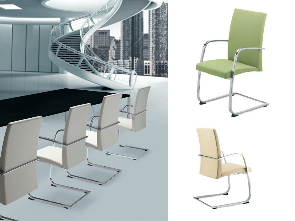 VIVA   Cadeiras de Reunião para Escritório