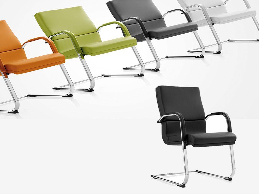 KARMA   Cadeiras de Reunião para Escritório