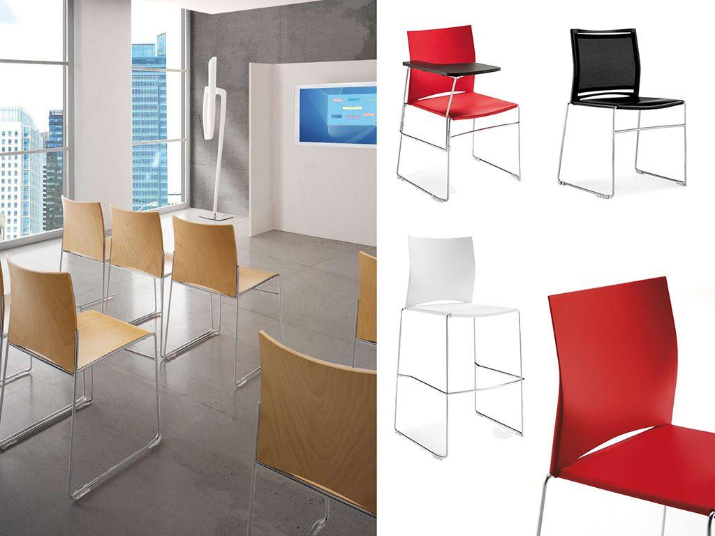 STORM   Cadeiras de Reunião para Escritório