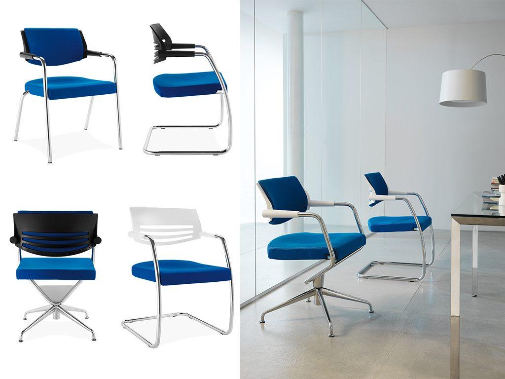 MOON   Cadeiras de Reunião para Escritório