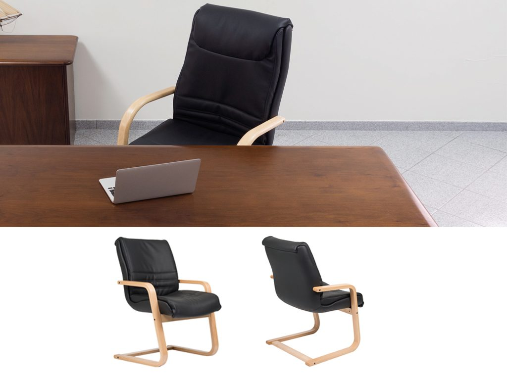 CONFORTO   Cadeiras de Reunião para Escritório