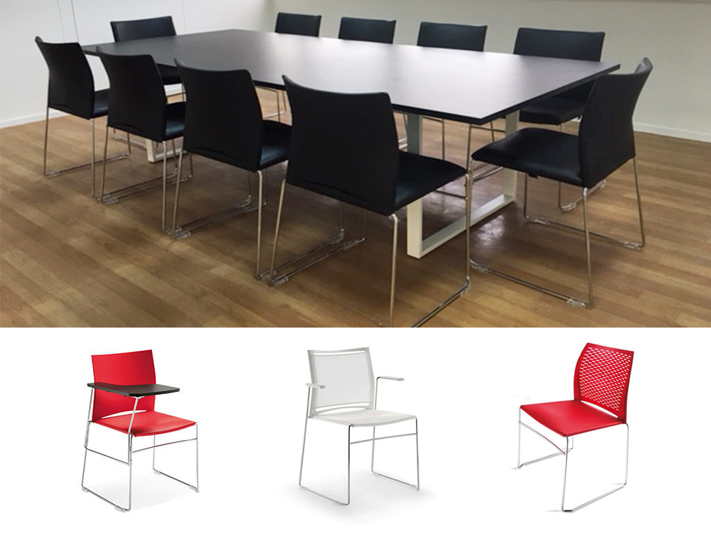   Cadeiras de Reunião para Escritório